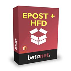 אינטגרציה HFD+ EPOST
