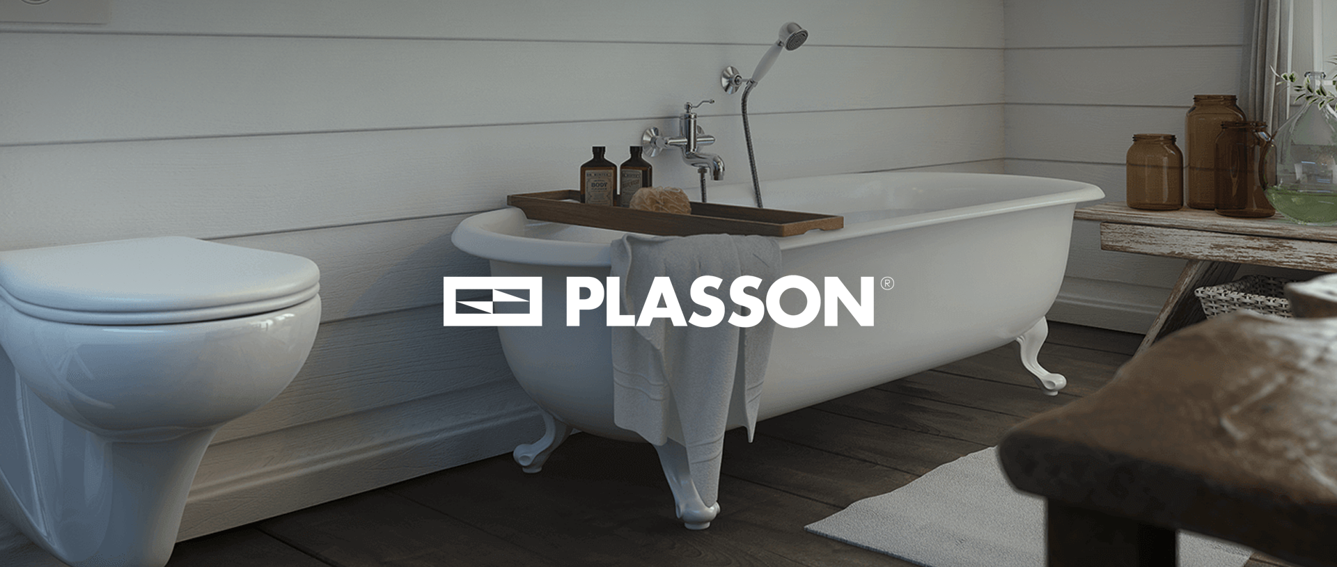 Plasson a B2B & B2C eCommerce Platform